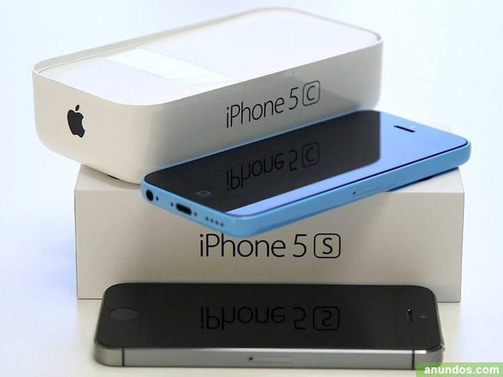 Pide el nuevo Apple iPhone 5S hoy