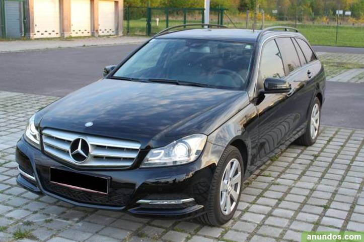 mercedes benz c 180 t cdi a edition plus blueefficiency. Black Bedroom Furniture Sets. Home Design Ideas