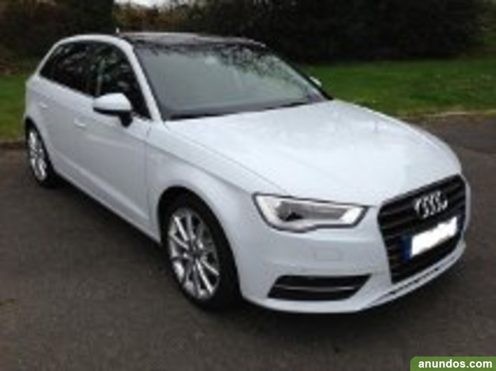 audi a3 iii sportback 2 0 tdi 150 dpf ambition luxe s tronic alella. Black Bedroom Furniture Sets. Home Design Ideas