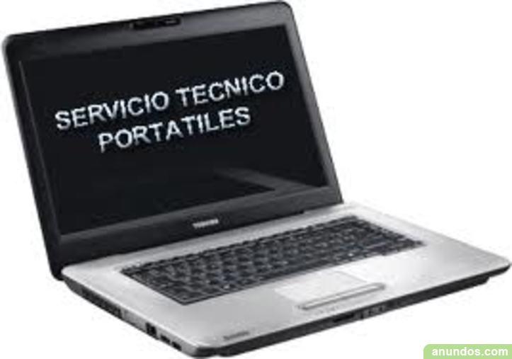 Reparaciones de portatiles y ordenadores Madrid