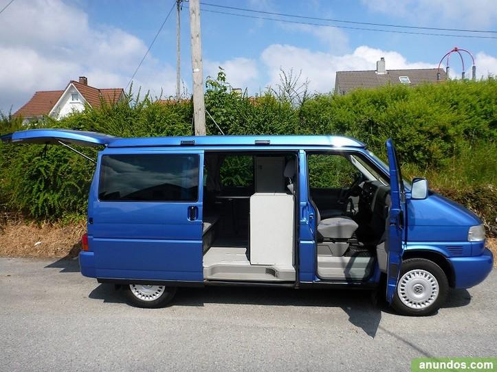 volkswagen multivan camping bil autocaravana allande. Black Bedroom Furniture Sets. Home Design Ideas