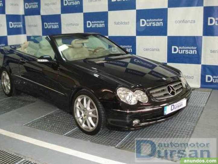 Mercedes benz clk 240 elegance cabrio arganda del rey for Mercedes benz clk 240
