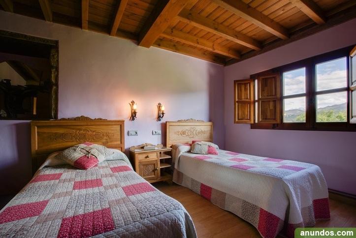 Villa para parejas en Asturias