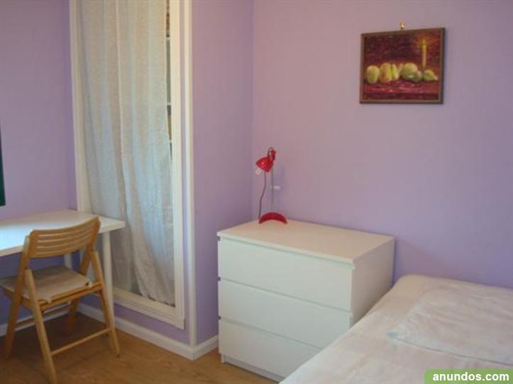 Habitaci n en alquiler para chica piso moderno reformado for Pisos reformados modernos
