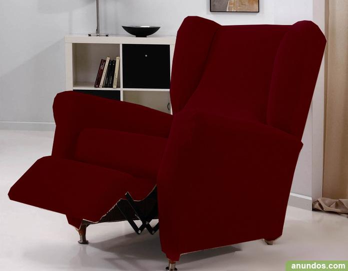Fundas el sticas para sof s relax de 1 plaza zaragoza ciudad - Fundas elasticas para sofa ...