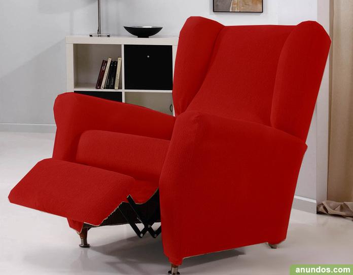 Fundas el sticas para sof s relax de 1 plaza zaragoza ciudad - Fundas elasticas ...