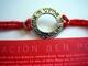 Kabbalah red string pulsera autentico hilo rojo cabala