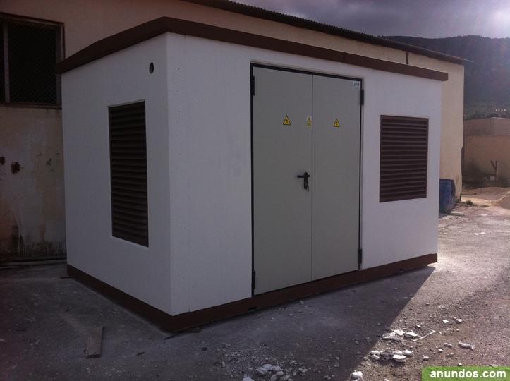 Casetas prefabricadas de hormigon alcoy - Prefabricadas de hormigon ...