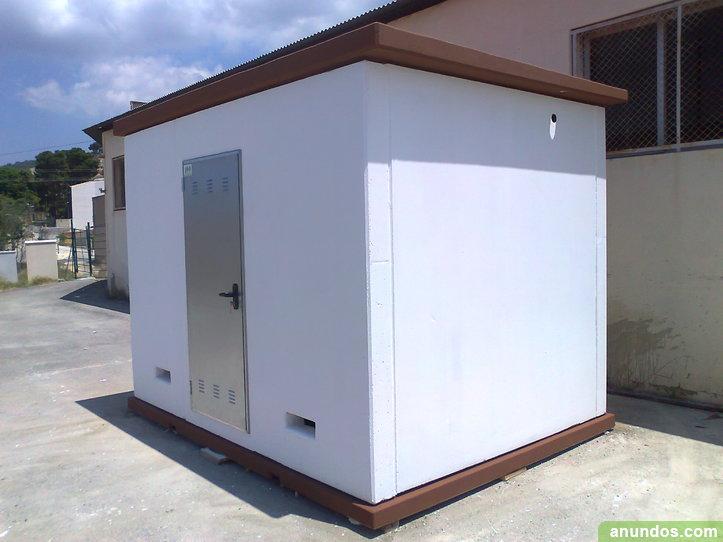 Casetas prefabricadas de hormigon alcoy - Locales prefabricados ...