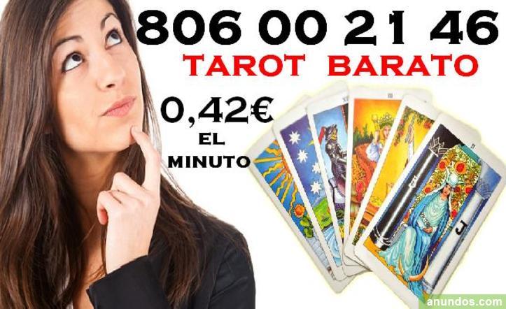El Tarot Barato En Línea De España/ 806 002 146