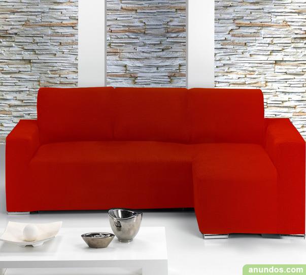 Fundas de sof s el sticas chaise longue de gran calidad - Fundas para chaise longue elasticas ...