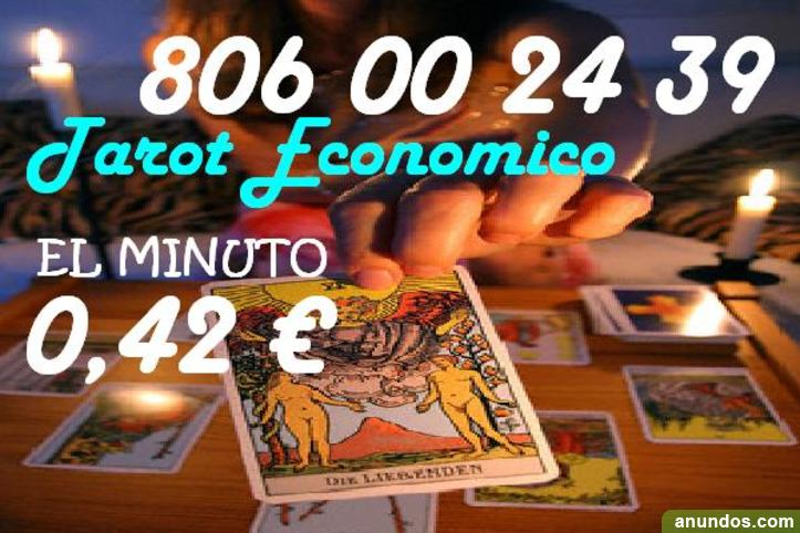 Tarot del Amor/Esoterico Barato 806 002 439