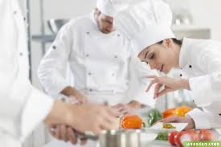 Jefe De Cocina Barcelona | Chef O Jefe De Cocina Barcelona Ciudad