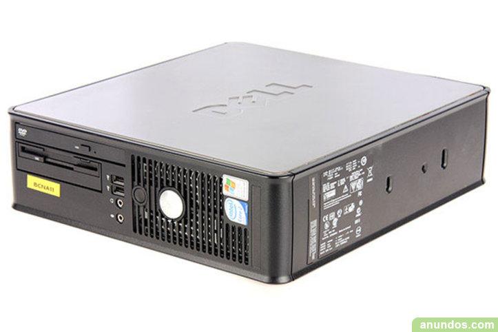 Dell optiplex 745 ordenador de sobremesa