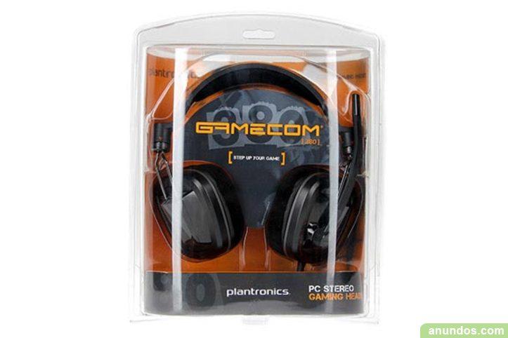 Plantronics gamecom 380