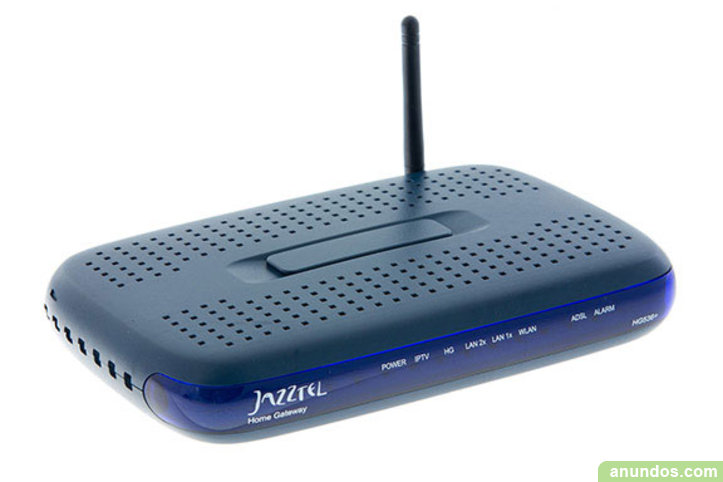 Router negro modems y routers