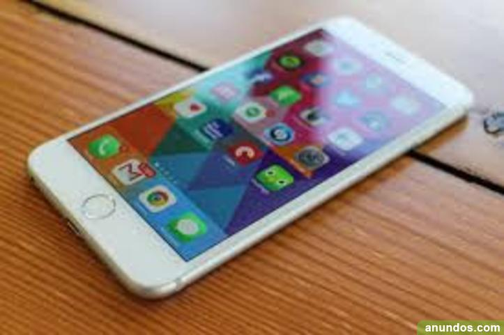 Apple iphone 6 libre ...garantia