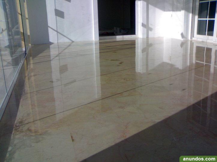 Pulido cristalizado y abrillantado de suelos de m rmol y terrazo torrevieja - Suelos de marmol ...