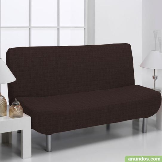 Fundas el sticas para sof s clic clac medida de 2 3 for Medidas sofa 2 plazas