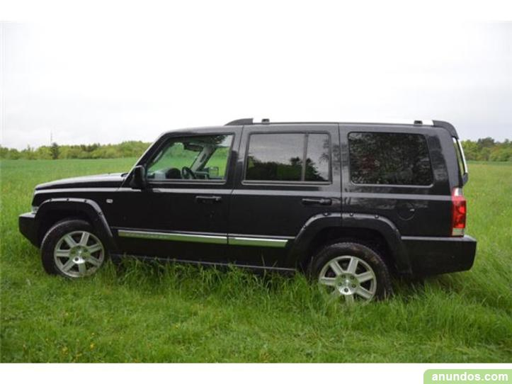 jeep commander 3 0 crd dpf overland lleida ciudad. Black Bedroom Furniture Sets. Home Design Ideas