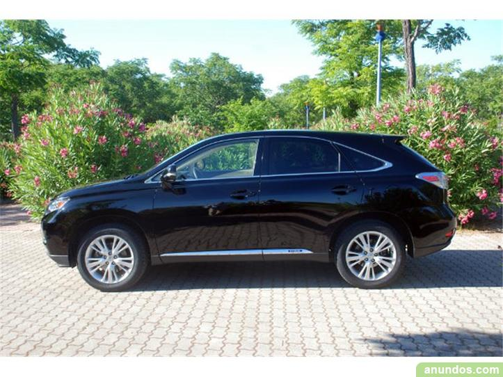 Lexus RX 450h President