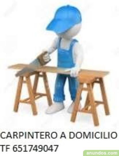Carpintero barato en madrid