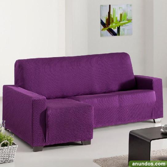 Fundas chaise longue diseños colores lisos