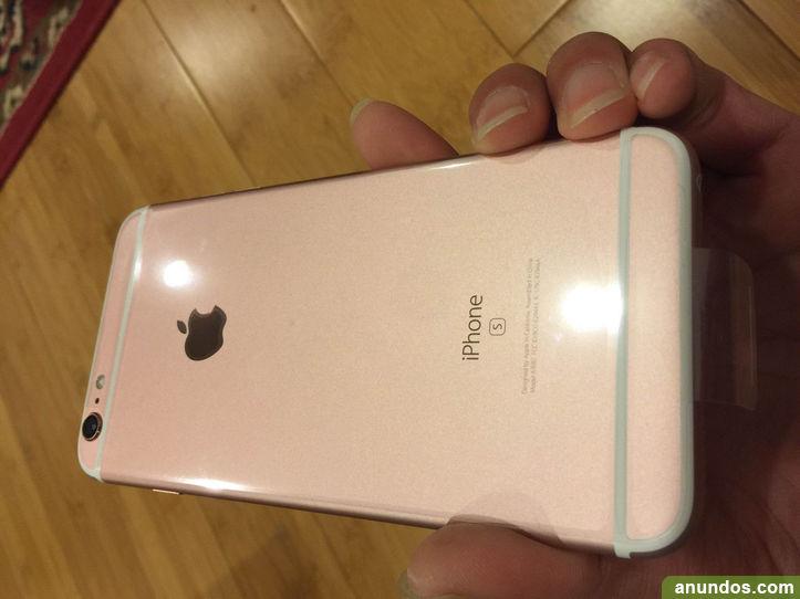 IPhone de Apple 6S Plus 64GB Rosa de Oro