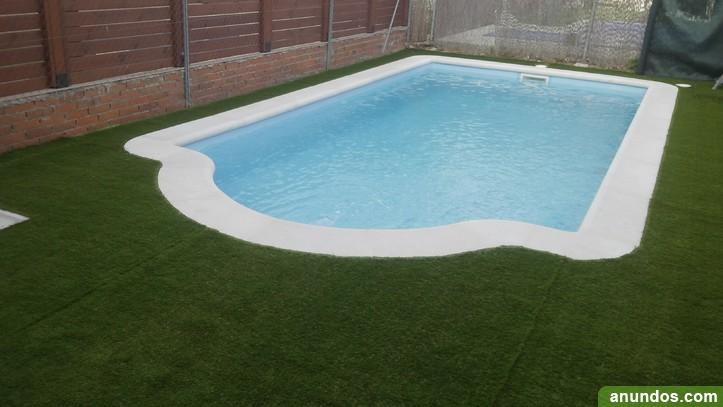 Jardines y piscinas villalba collado villalba for Piscina villalba