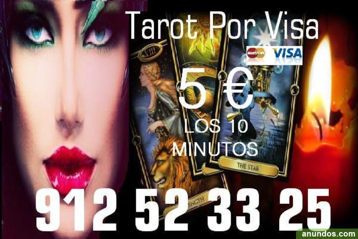Tarot Visa Barato/Económico/Tarotista 912523325