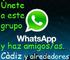 Grupo whatsapp de amistad cadiz y alrededores