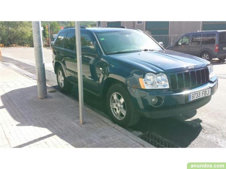 2006 jeep grand cherokee 3 0crd laredo barcelona ciudad. Black Bedroom Furniture Sets. Home Design Ideas