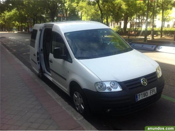 2007 volkswagen caddy 1 9tdi tramper dsg madrid ciudad. Black Bedroom Furniture Sets. Home Design Ideas