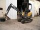 Mini excavadora volvo cb13ex