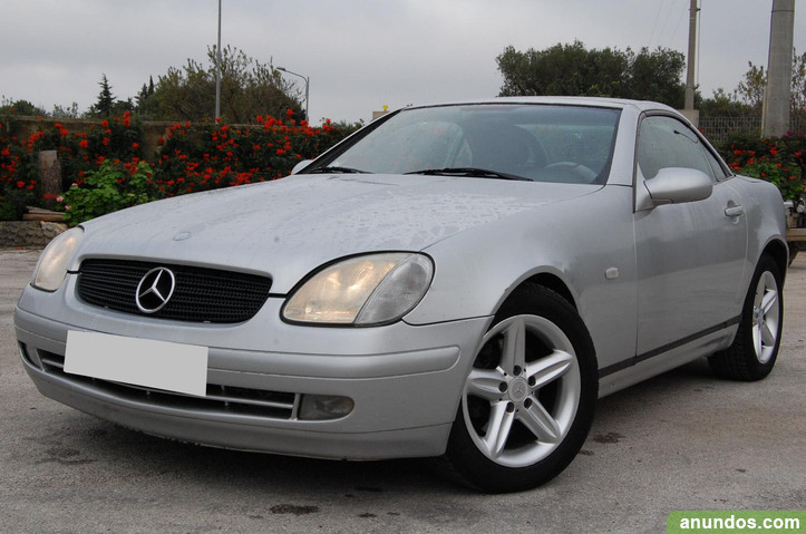 mercedes benz slk200 cabrio murcia ciudad. Black Bedroom Furniture Sets. Home Design Ideas