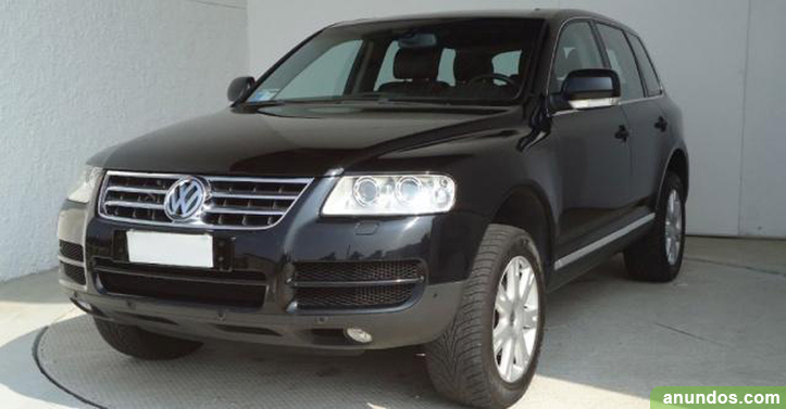 volkswagen touareg 2 5 r5 tdi granada ciudad. Black Bedroom Furniture Sets. Home Design Ideas