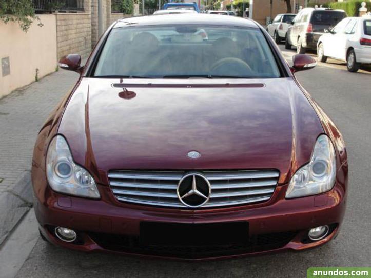 Mercedes benz cls 500 gerona ciudad for Mercedes benz cls 500 precio