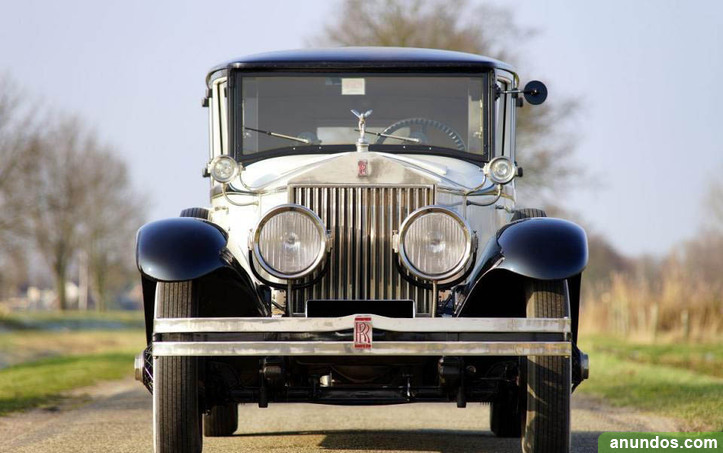 Rolls Royce Phantom I Brewster Warwick Burgos Ciudad