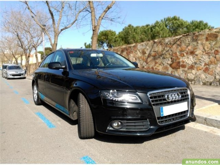 2010 audi a4 2 0 tdi dpf 136 barcelona ciudad. Black Bedroom Furniture Sets. Home Design Ideas