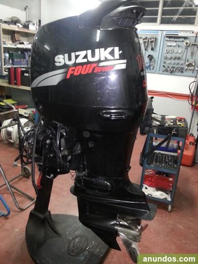 Suzuki DF 140 como nuevo