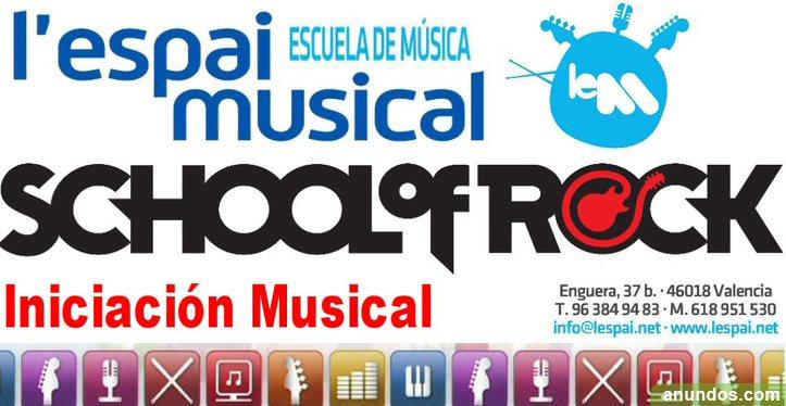 LEspai Musical - Escuela de música CURSO 2015-2016