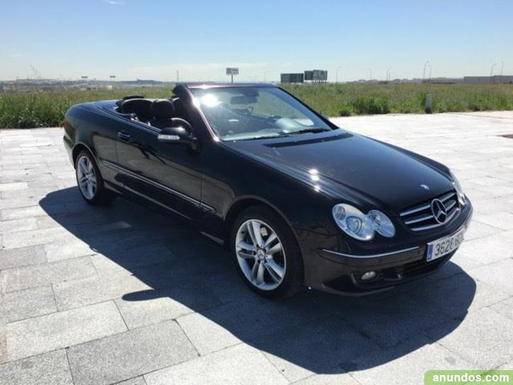 mercedes benz clk 320 cdi cabrio ricote. Black Bedroom Furniture Sets. Home Design Ideas