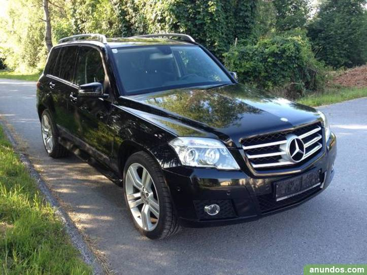 mercedes benz glk 320 cdi 4x4 s badalona. Black Bedroom Furniture Sets. Home Design Ideas