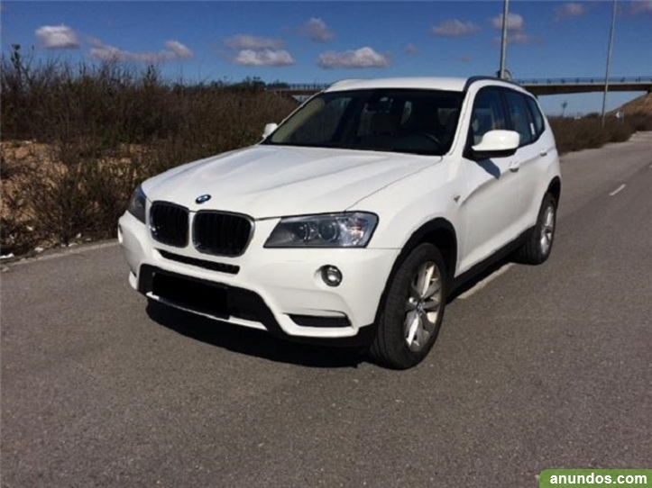 bmw x3 xdrive 20d murcia ciudad. Black Bedroom Furniture Sets. Home Design Ideas