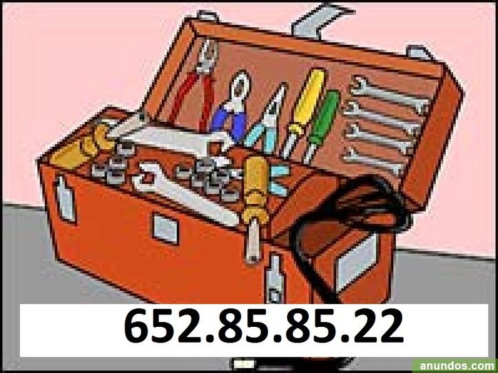 Electricista reparaciones baratas en Barcelona 652.85.85.22