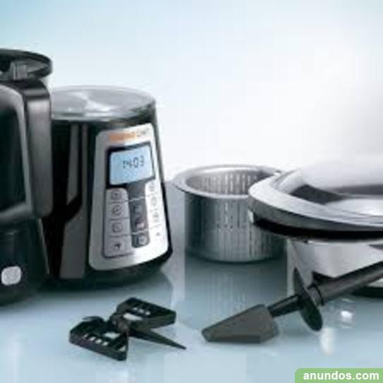 Robot de cocina thermochef bilbao - Robot de cocina chef titanium ...