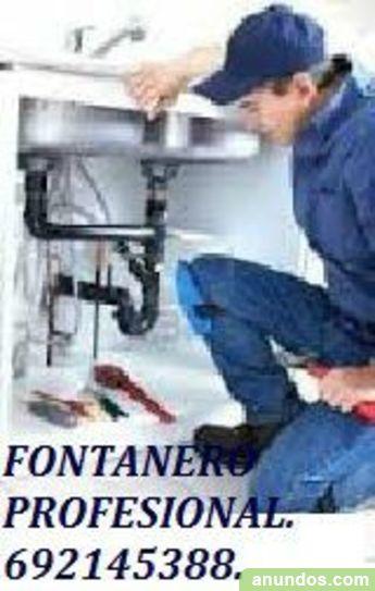 Fontaneros urgentes madrid