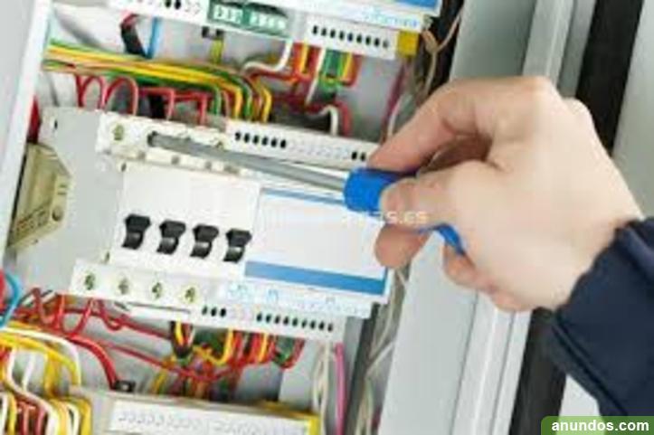 Instalador electricista