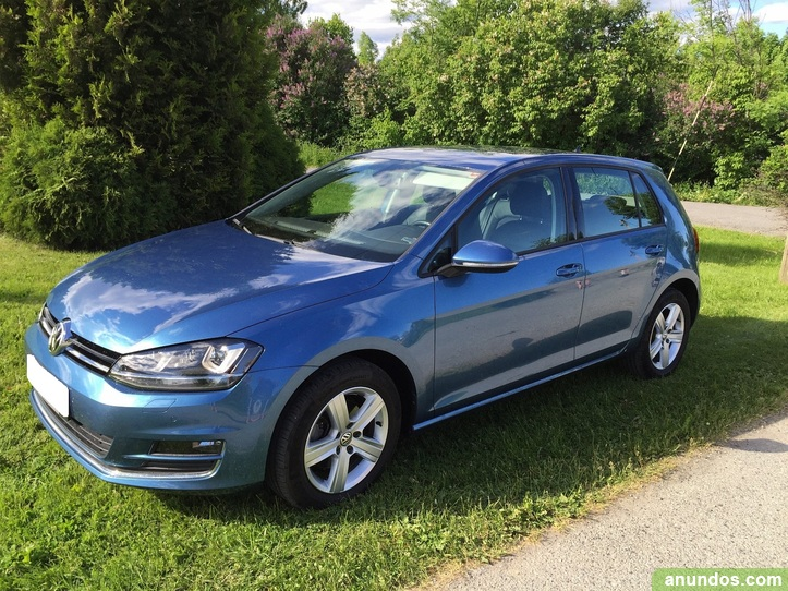 volkswagen golf 1 6 tdi highline 4 motion abegondo. Black Bedroom Furniture Sets. Home Design Ideas