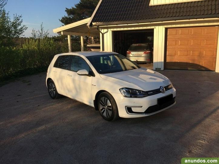 Volkswagen Golf e-Golf 2014
